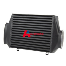 HIGH-PER Intercooler Aluminium Automobile Engines Cooling System FOR 02-06 BMW MINI COOPER S R53 TOP MOUNT TURBO SUPERCHARGED IN