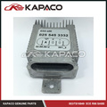 Top Quality For Mercedes 2002 SLK230 AUX CONDENSER RADIATOR FAN CONTROL MODULE 0255453332 ESG400