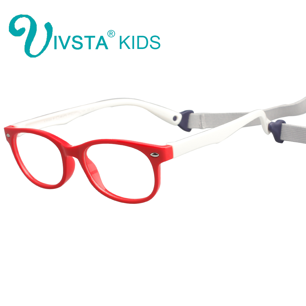 IVSTA TR90 Optische Brillen Kinder Rahmen Gummi Flexible Brille ...