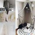Niños Bebé ropa de Cama de Colcha Mosquito Visillo Dome Bed Canopy Red envío gratis