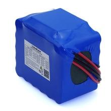 LiitoKala 12V 20Ah high power 100A entladung akku BMS schutz 4 linie ausgang 500W 800W 18650 batterie