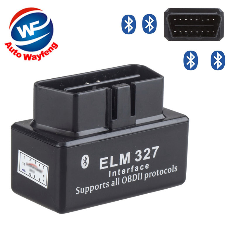 2016 Stable V1 5 ELM327 Auto Scan Tool Bluetooth OBD OBD2 Diagnostic Tool For font b