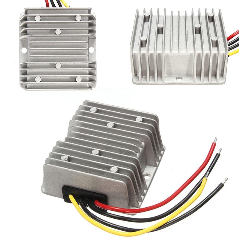 Dc dc step down converter 24v to 12v 20a 240w module for Power supply for 24v dc motor