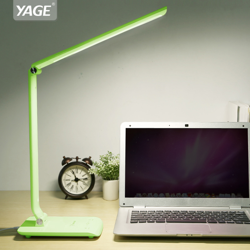 Led Cold Warm Light Table Lamp Desk Table Light Led Desk