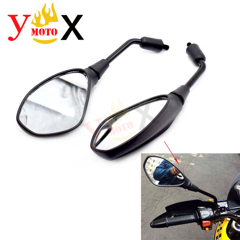Brand New Pair Of Rear View Mirrors For BMW F650GS F700GS F800GS F800R G650GS