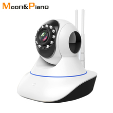Wireless Camera Wifi Remote Monitor Intelligent network HD 1080P Pan-tilt Night Vision 360 Angle Video Camera View Baby Monitor housekeeping intelligent network camera head wireless wifi million high definition monitor card 1080p integrated camera