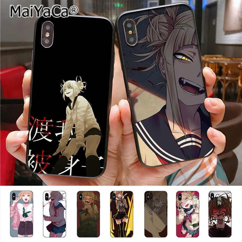 My Hero Academia Himiko Toga Diy Printing Drawing Phone Case