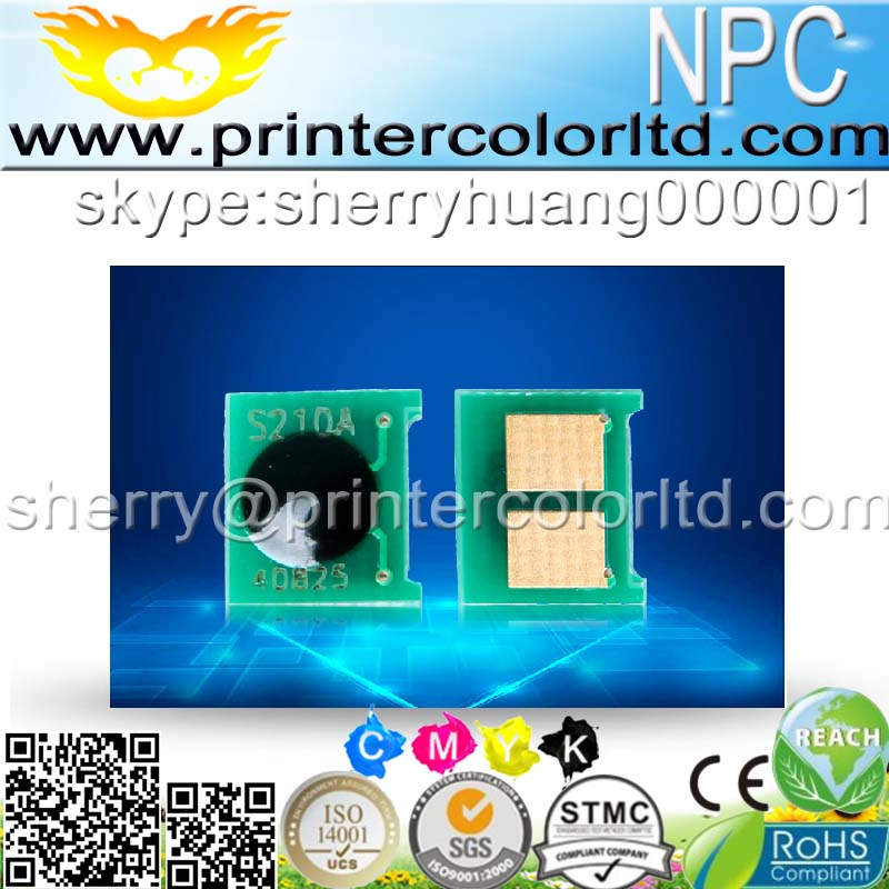 for HP 125A CB540A CB541A CB542A CB543A CP1215 1515n 1518CM 1300mfp 1312mfp Compatible Toner Cartridges Replacement for HP Laser Printer with Chips-Combination