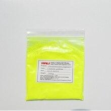 למכור באיכות lemon צהוב ניאון פיגמנט אבקות, ניאון פיגמנט, 1 מארז = 200 gram HLP 8003 lemon צהוב, משלוח חינם