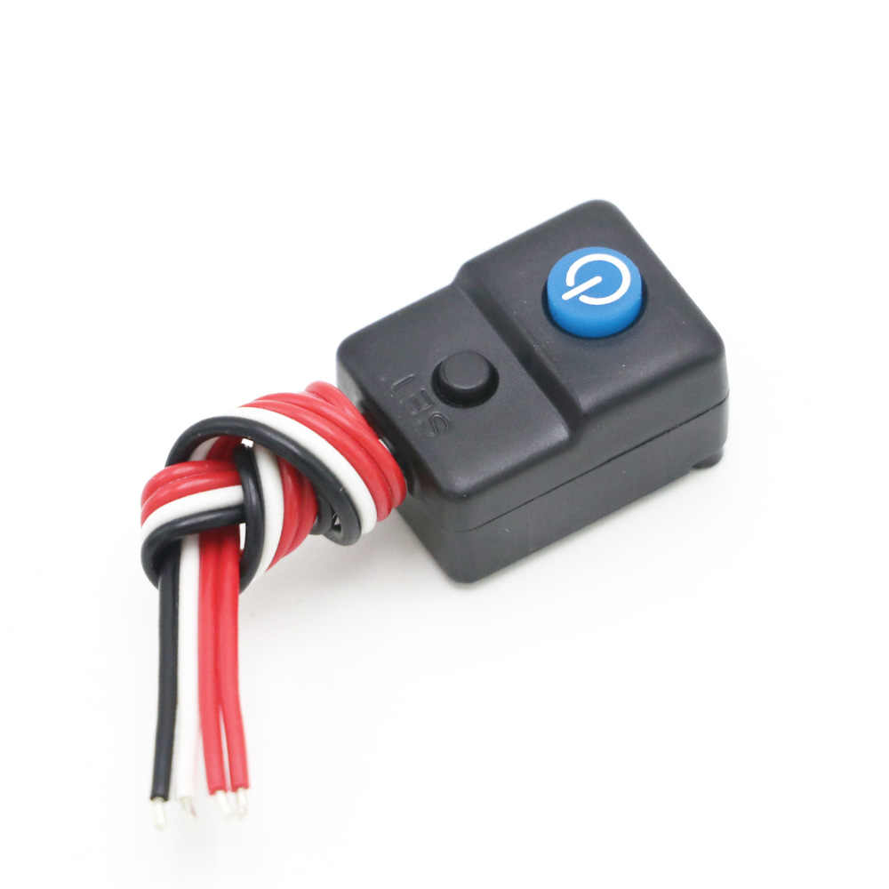 Hobbywing Rc Switch for Ezrun MAX5 MAX6 MAX8 XR8 MAX10-SCT Waterproof Brushless ESC for Rc Car