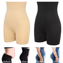 Amazing High Waist Shapewear Tummy Control Panties Body Shaper Slimming Panty Modeling Underwear Trainer Butt Lifter