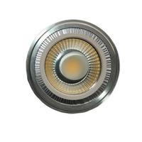 12W AR111 cob 12V AC/DC high strength aluminum ES111 qr111 Epistar LED Spotlight Warm White Cool White G53 led light