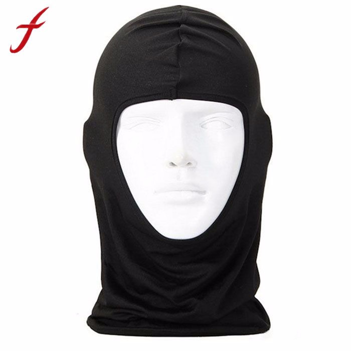 2018 Winter Hat   Skullies     Beanies   Men Women Bike Bicycle Hat Scarf Football Caps Mask Balaclava Bonnet Cap   Beanies   Hats