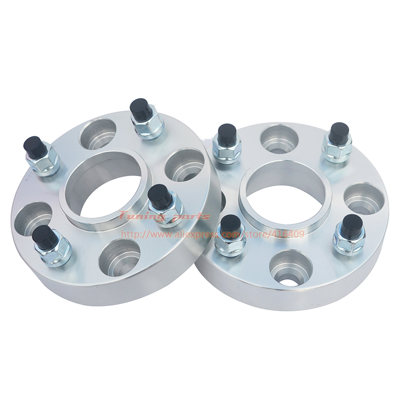 PCD hubcentric adapters for Mazda Toyota 4x100 54.1 to fit Honda 4x114.3 wheels