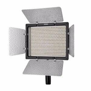 Image 3 - YONGNUO YN600L II YN600L II 600 LED Video Light Panel 3200 5500K + charger+NP F550 battery+AC Power Adapter