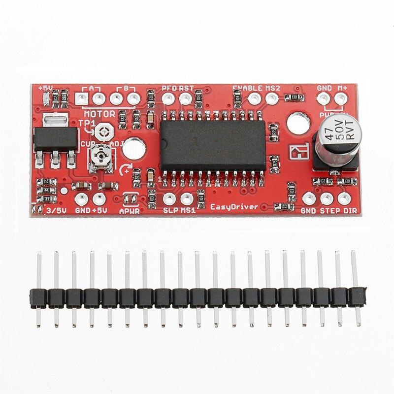 A3967 Easy Stepper Motor Driver Development Board 3D Printer Module For-arduino