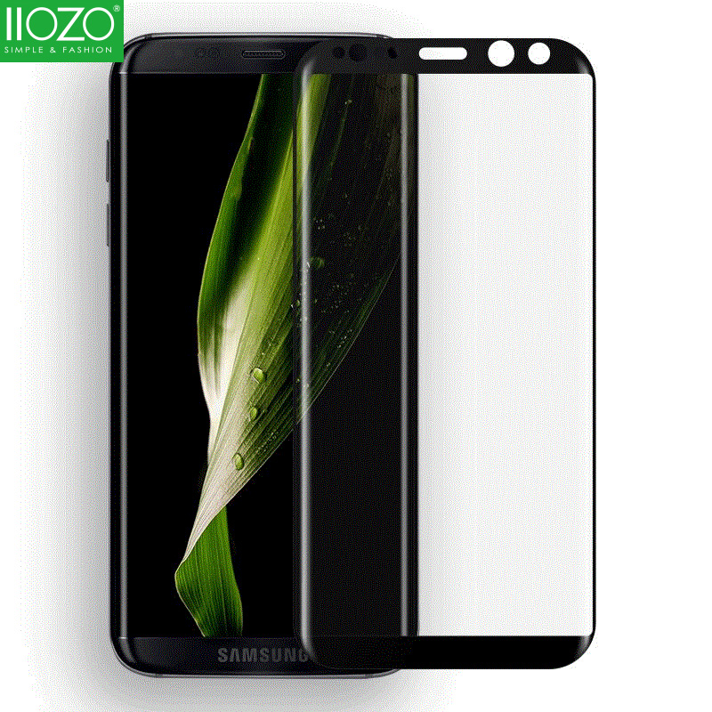 <font><b>Tempered</b></font> <font><b>Glass</b></font> For Samsung Galaxy S8 S8 Plus 3D Curved <font><b>Arc</b></font> <font><b>Full</b></font> <font><b>Cover</b></font> Screen Protector For Galaxy S8 <font><b>Explosion-proof</b></font> <font><b>Glass</b></font> Film