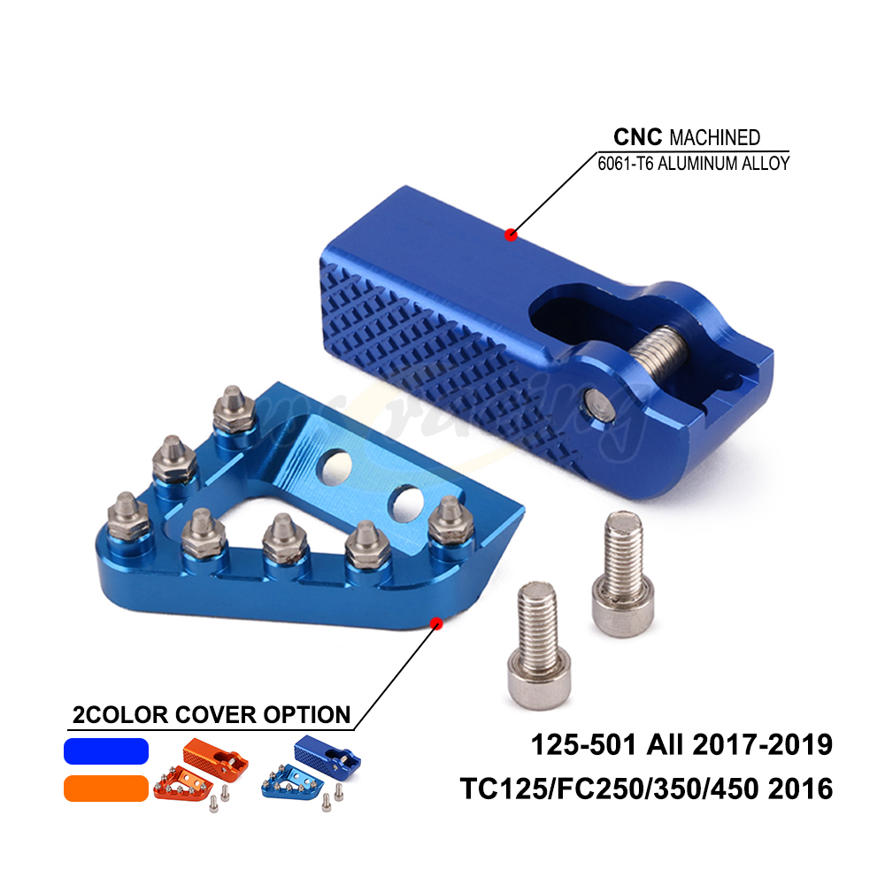 NiceCNC Gear Shifter Lever Tip For Husqvarna TC125 FC250 FC350 FC450 2016-2021