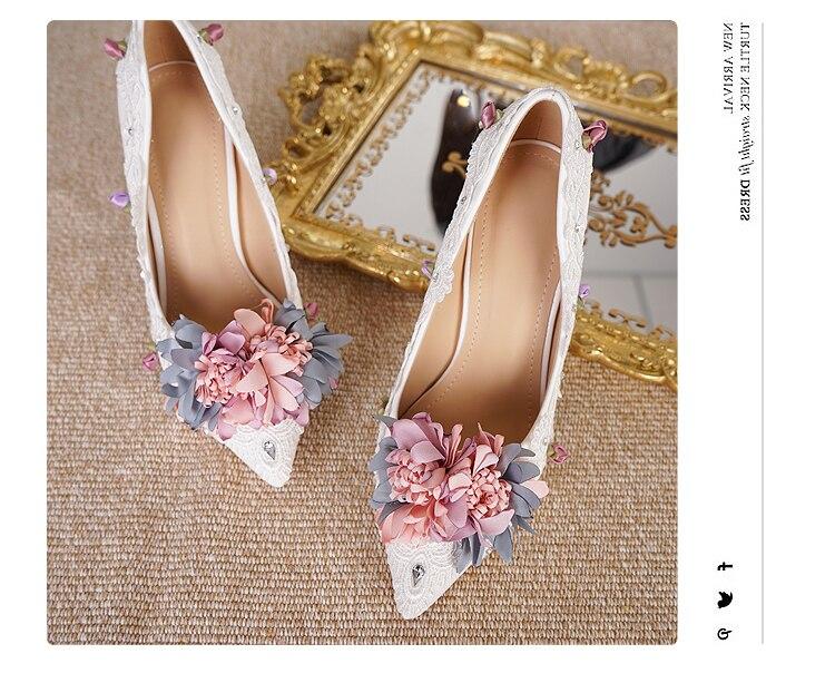 أحذية جديد النساء وأشار 8