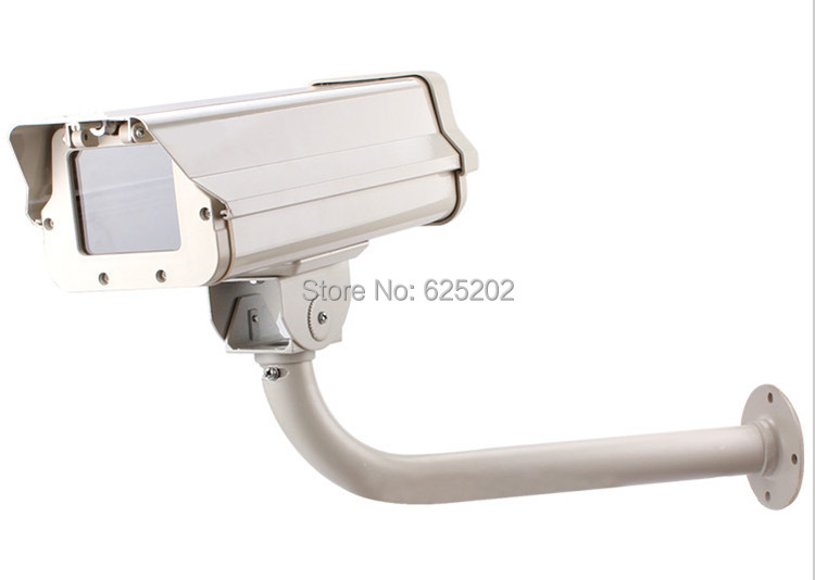 Outdoor Waterproof CCTV Camera Housing Suveillance Camera Housing 37*14*11cm wistino cctv camera metal housing outdoor use waterproof bullet casing for ip camera hot sale white color cover case