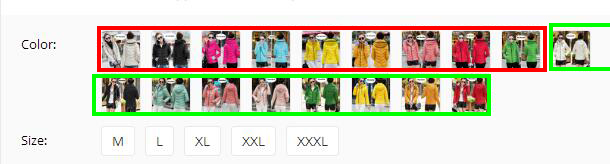 Winter Jacket Women Parkas Thicken Outerwear solid hooded Coats Short 18
