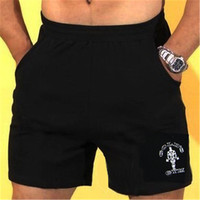 Criminal Escaping The Gym Shorts Pocket Bermuda Weightlifting Gold Medal Athlete Fitness Exercise Fitness Clothing Men