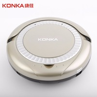 KONKA Intelligent Sweeping Robot Ultra Thin Household Cleaning Tools Mopping Sweeping Sunction 3In1 Functions Cleaner Sweeper