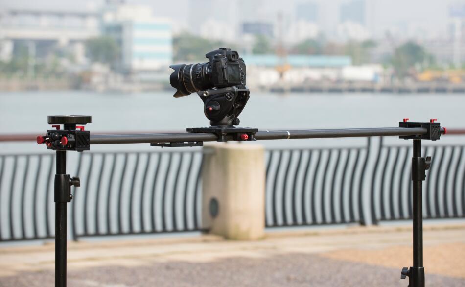 iFootage carbon fiber Shark Slider S1 180cm camera slider video dolly track Portable dslr slider DSLR Camcorders professional