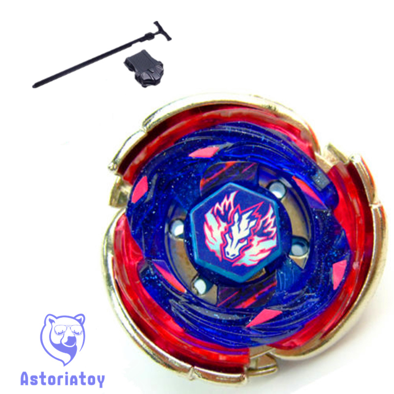 Por blade fusión de metales 4D set BIG BANG PEGASIS F: D BB105 juguetes para niños regalo de Navidad Nueva llegada espada pluma azul raqueta de tenis de mesa Súper Fibra Jlc pala de Ping Pong