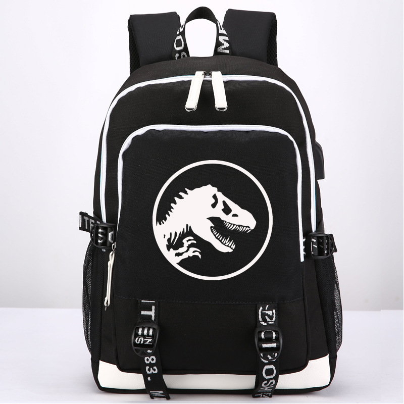Collection Here Animal Pattern Model Schoolbag Jurassic Dinosaur Backpack Children/kids Toys Creative Gift Dinosaur World Travel Bookbag We Take Customers As Our Gods Plush Backpacks Dolls & Stuffed Toys