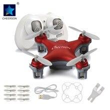 Cheerson Mini Drone Cheerson CX-10 Upgrade Version CX-10SE Mini Drone 4CH RC Helicopter Remote Control childrens Toys Quadcopter