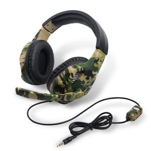 Image 2 - PS4 سماعات للعب 3.5 مللي متر التوصيل الإنترنت بار 50 مللي متر سائق HD الصوت جامعة أساطير سماعة الألعاب مع الحوار Mic بنين كامو