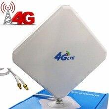 Indoor 35dBi 4G full band 700-2700mhz 2*SMA 4G LTE antenna B593,B890,e5172,b880,e5186