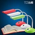 2 W led USB lâmpada de mesa lâmpada de mesa ajustável olho estudo lâmpada de mesa lâmpada de leitura led luminaria de mesa