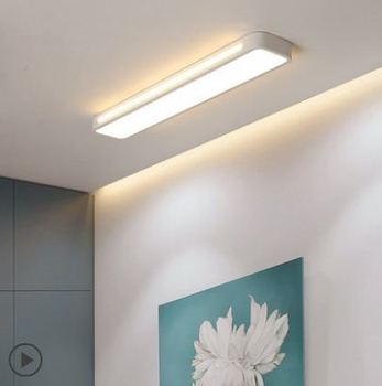 Ceiling light corridor modern led balcony entrance Nordic corridor porch into the entrance cloakroom ceiling lamp