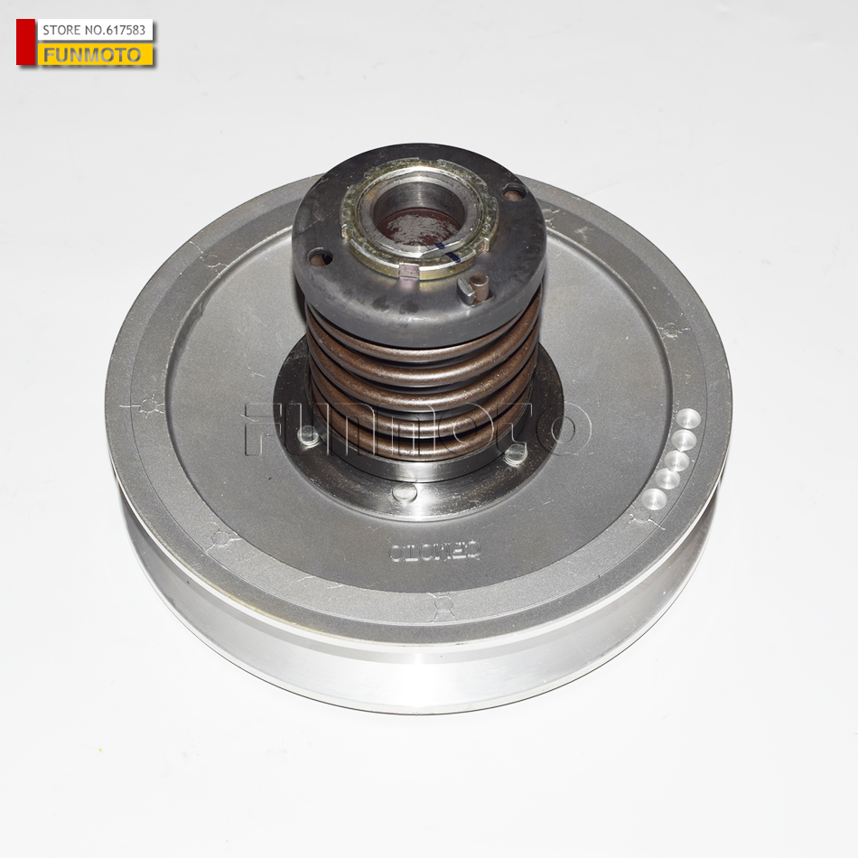 driven pulley for CFMOTO CF500 X5 ATV Parts Number 0180-052000 middle driven gear for cfmoto cf500 x5 atv cf1800 engine parts number 0180 091002