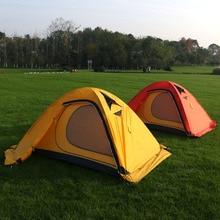 Mountaineering tent hillman auspicious cloud 2PLUS four seasons snow double