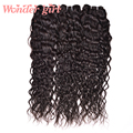 Indian Natural Wave Virgin Hair Indian Curly Virgin Hair 3 bundles Raw Indian Curly Weave Human Hair Bundles Natural Curly Hair