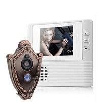 2.8 inch Lcd video Door Camera Doorbell peephole Door viewer Home Security Camera Cam door video door bell