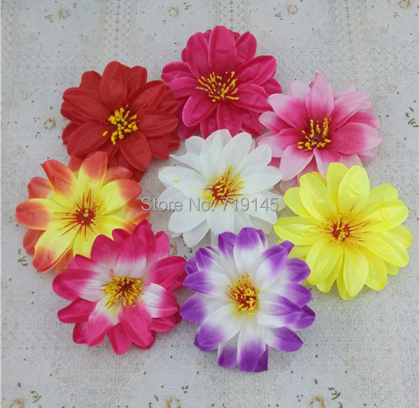 Dia 12cm fabric artificial lotus silk flowers diy accessories arch dia 12cm fabric artificial lotus silk flowers diy accessories arch flowers wedding flower vine decoration mightylinksfo Images