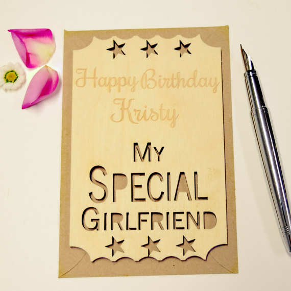 Buy Girlfriend Birthday Card And Get Free Shipping On Aliexpress