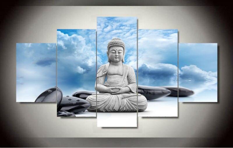 Online kopen wholesale boeddha cartoon uit china boeddha cartoon groothandel - Decoratie zen kamer ...