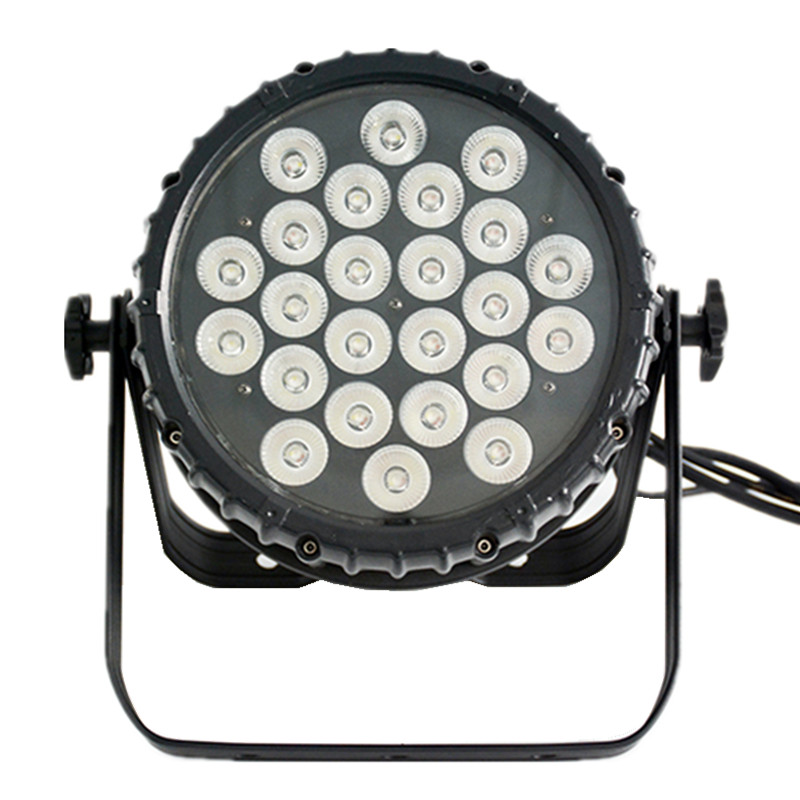24 leds waterproof led parcan outdoor IP65 led wash par light stage lighting wall washer