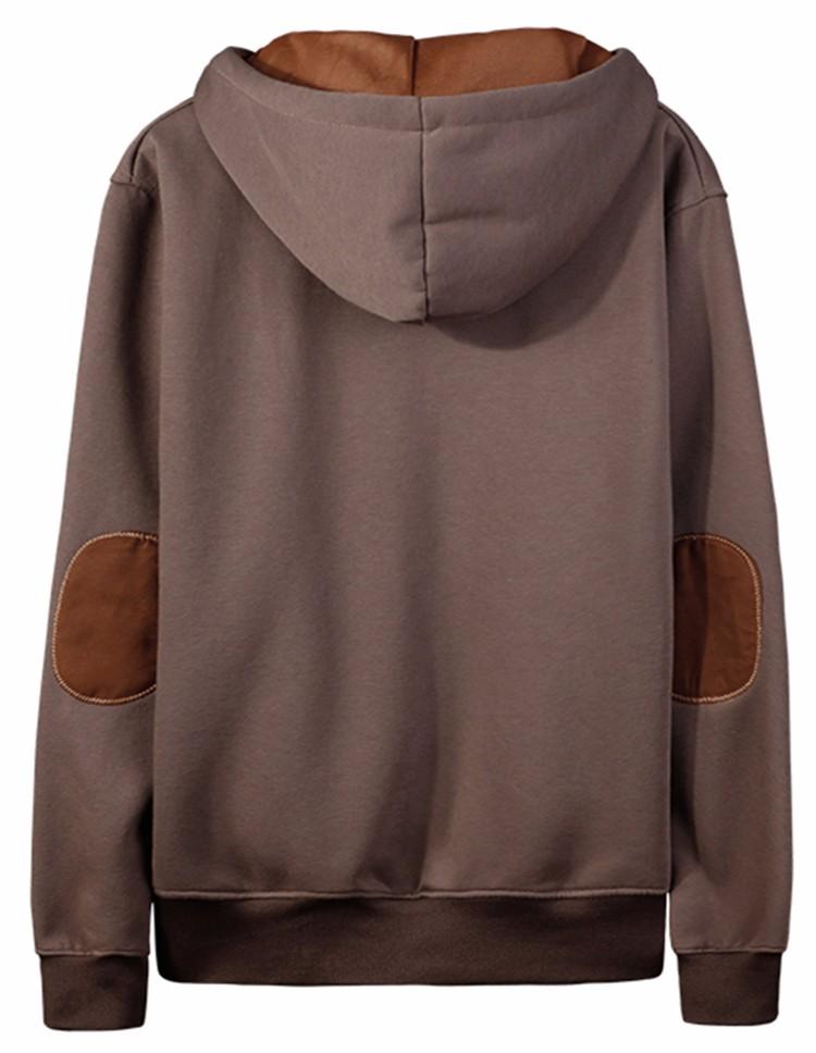 Hoody Jacket Outwear