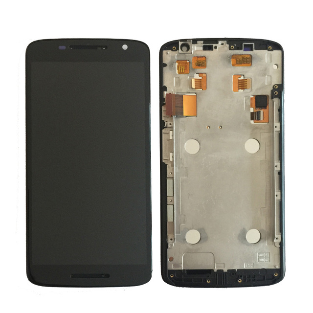 Для Motorola MOTO X play x3 xt1561 XT1562 XT1563 ЖК-дисплей Дисплей с Сенсорный экран планшета в сборе с рамкой Бесплатная доставка