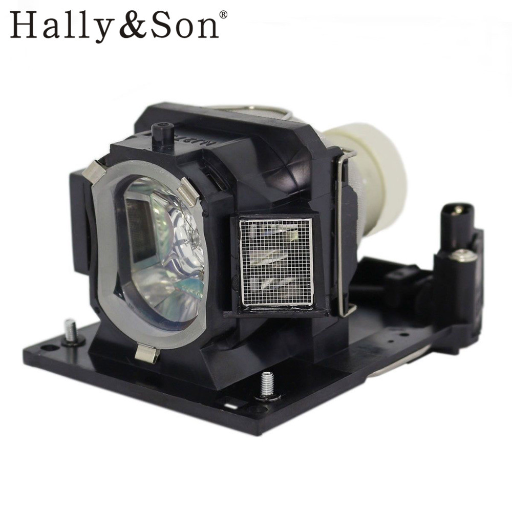 Replacement Projector Lamp with housing DT01431 for HITACHI CP-X2530WN / CP-X3030WN free shipping original bare lamp bulb dt01431 for hitachi cp x2530wn cp x3030wn projector
