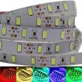 1 / 2 / 3 / 4 / 5 M de alta qualidade LED 5630SMD Super brilhante DC12V tira de fita LED não impermeável decoração interior