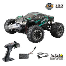 HIINST 9145 28 KM/H RC Auto 1:20 Schaal 4WD 2.4 Ghz Off-Road Afstandsbediening Truck RTR 19APR1(China)