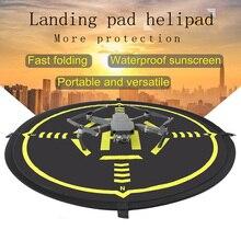 STARTRC podkładka do lądowania zestaw akcesoriów 25CM/40CM/80CM wodoodporna do DJI Mavic Air/Spark/Phantom Pro V2/Mavic Air 2