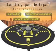Startrc 着陸パッドアクセサリーキット 25 センチメートル/40 センチメートル/80 センチメートル防水 dji mavic 空気/スパーク/ファントムプロ V2/マヴィック空気 2